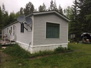 "Main Photo: 5257 MCKEE Road in Quesnel: Quesnel - Rural North Manufactured Home for sale in ""10 MILE LAKE/MOOSE HEIGHTS"" (Quesnel (Zone 28))  : MLS®# R2378890"