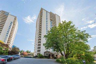 Photo 1: 506 4160 SARDIS Street in Burnaby: Central Park BS Condo for sale (Burnaby South)  : MLS®# R2381054