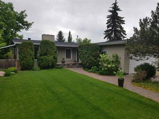 Main Photo: 8203 134 Street in Edmonton: Zone 10 House for sale : MLS®# E4163003