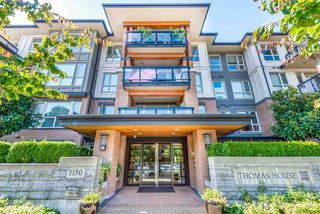 Main Photo: 212 1150 KENSAL Place in Coquitlam: New Horizons Condo for sale : MLS®# R2409548