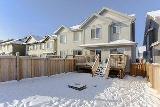 Photo 34: 2525 Coughlan Road in Edmonton: Zone 55 House Half Duplex for sale : MLS®# E4181127