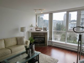 """Photo 2: 502 235 GUILDFORD Way in Port Moody: North Shore Pt Moody Condo for sale in """"THE SINCLAIR"""" : MLS®# R2427360"""