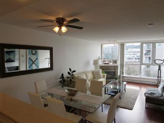 """Photo 4: 502 235 GUILDFORD Way in Port Moody: North Shore Pt Moody Condo for sale in """"THE SINCLAIR"""" : MLS®# R2427360"""