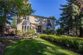 Photo 1: 74 Dunbar Crescent in Winnipeg: Tuxedo Residential for sale (1E)  : MLS®# 202021227