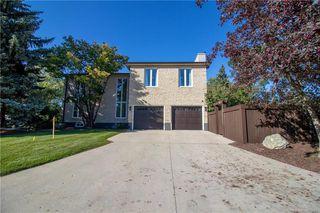 Photo 3: 74 Dunbar Crescent in Winnipeg: Tuxedo Residential for sale (1E)  : MLS®# 202021227