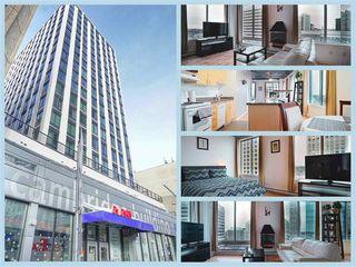 Photo 1: 1509 10024 JASPER Avenue in Edmonton: Zone 12 Condo for sale : MLS®# E4219049