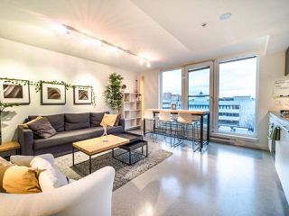 "Photo 8: 908 150 E CORDOVA Street in Vancouver: Downtown VE Condo for sale in ""IN GASTOWN"" (Vancouver East)  : MLS®# R2519943"