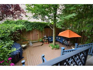 "Photo 10: 2168 YORK Avenue in Vancouver: Kitsilano House for sale in ""KITSILANO"" (Vancouver West)  : MLS®# V920425"