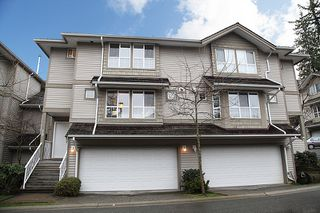 Photo 1: 19 241 Parkside Drive in Port Moody: Heritage Mountain Townhouse for sale : MLS®# v931912