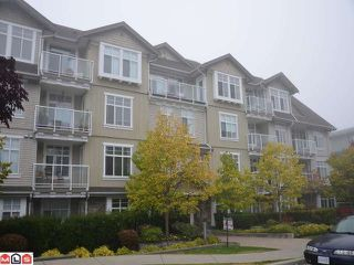 "Photo 1: 307 15323 17A Avenue in Surrey: King George Corridor Condo for sale in ""Semiahmoo Place"" (South Surrey White Rock)  : MLS®# F1225350"