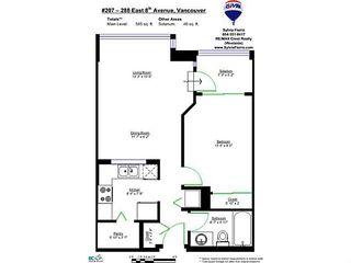 Photo 12: # 207 288 E 8TH AV in Vancouver: Mount Pleasant VE Condo for sale (Vancouver East)  : MLS®# V1030054