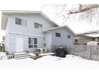 Photo 20: 14 RADCLIFFE Court SE in CALGARY: Radisson Heights Residential Attached for sale (Calgary)  : MLS®# C3600435