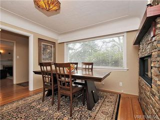 Photo 4: 3511 Salsbury Way in VICTORIA: SE Cedar Hill Single Family Detached for sale (Saanich East)  : MLS®# 662189
