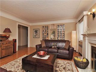 Photo 3: 3511 Salsbury Way in VICTORIA: SE Cedar Hill Single Family Detached for sale (Saanich East)  : MLS®# 333230
