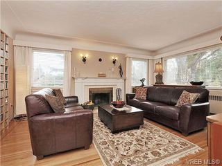 Photo 2: 3511 Salsbury Way in VICTORIA: SE Cedar Hill Single Family Detached for sale (Saanich East)  : MLS®# 333230