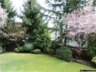 "Photo 17: 2940 DELAHAYE Drive in Coquitlam: Canyon Springs House for sale in ""CANYON SPRINGS"" : MLS®# V1057111"
