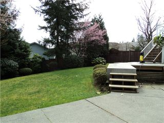 "Photo 16: 2940 DELAHAYE Drive in Coquitlam: Canyon Springs House for sale in ""CANYON SPRINGS"" : MLS®# V1057111"