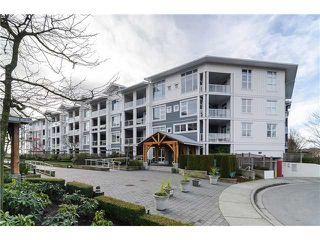 "Photo 1: 313 4500 WESTWATER Drive in Richmond: Steveston South Condo for sale in ""COPPER SKY WEST/STEVESTON SOUTH"" : MLS®# V1065529"