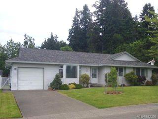 Photo 1: 1400 DOGWOOD Avenue in COMOX: CV Comox (Town of) House for sale (Comox Valley)  : MLS®# 672306