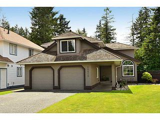 "Photo 1: 20812 43 Avenue in Langley: Brookswood Langley House for sale in ""Cedar Ridge"" : MLS®# F1413457"