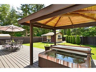 "Photo 30: 20812 43 Avenue in Langley: Brookswood Langley House for sale in ""Cedar Ridge"" : MLS®# F1413457"