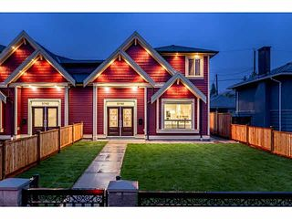 """Photo 19: 5742 HYDE Street in Burnaby: Central BN 1/2 Duplex for sale in """"BCIT Area"""" (Burnaby North)  : MLS®# V1072768"""
