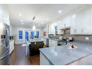 """Photo 7: 5742 HYDE Street in Burnaby: Central BN 1/2 Duplex for sale in """"BCIT Area"""" (Burnaby North)  : MLS®# V1072768"""