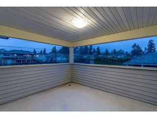 """Photo 18: 5742 HYDE Street in Burnaby: Central BN 1/2 Duplex for sale in """"BCIT Area"""" (Burnaby North)  : MLS®# V1072768"""