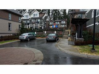 "Photo 2: 114 1460 SOUTHVIEW Street in Coquitlam: Burke Mountain Townhouse for sale in ""CEDAR CREEK"" : MLS®# V1097892"