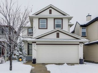 Photo 1: 168 CRANWELL Crescent SE in Calgary: Cranston House for sale : MLS®# C4001809