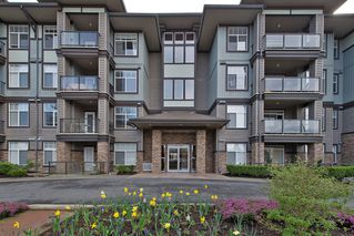 """Main Photo: 404 33338 MAYFAIR Avenue in Abbotsford: Central Abbotsford Condo for sale in """"THE STERLING"""" : MLS®# F1436413"""