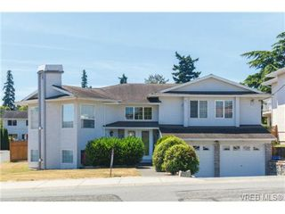 Photo 1: 1283 Santa Rosa Ave in VICTORIA: SW Strawberry Vale House for sale (Saanich West)  : MLS®# 705878