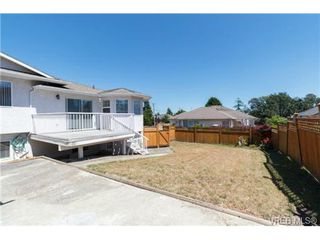 Photo 19: 1283 Santa Rosa Ave in VICTORIA: SW Strawberry Vale House for sale (Saanich West)  : MLS®# 705878