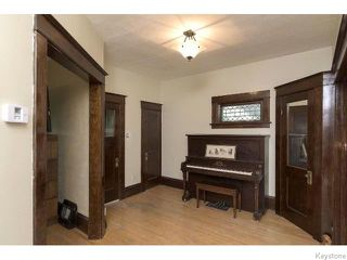 Photo 9: 139 Home Street in WINNIPEG: West End / Wolseley Residential for sale (West Winnipeg)  : MLS®# 1517545