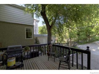 Photo 18: 139 Home Street in WINNIPEG: West End / Wolseley Residential for sale (West Winnipeg)  : MLS®# 1517545