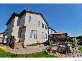 Photo 16: 34 Portside Drive in WINNIPEG: St Vital Residential for sale (South East Winnipeg)  : MLS®# 1522240