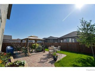 Photo 15: 34 Portside Drive in WINNIPEG: St Vital Residential for sale (South East Winnipeg)  : MLS®# 1522240