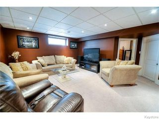 Photo 14: 34 Portside Drive in WINNIPEG: St Vital Residential for sale (South East Winnipeg)  : MLS®# 1522240