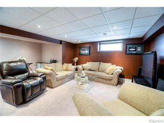 Photo 13: 34 Portside Drive in WINNIPEG: St Vital Residential for sale (South East Winnipeg)  : MLS®# 1522240