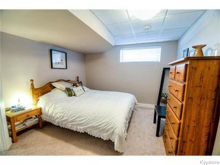 Photo 12: 34 Portside Drive in WINNIPEG: St Vital Residential for sale (South East Winnipeg)  : MLS®# 1522240