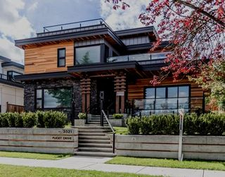 Main Photo: 3521 PUGET Drive in Vancouver: Arbutus House for sale (Vancouver West)  : MLS®# V1141365