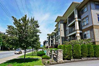 "Main Photo: 303 12238 224 Street in Maple Ridge: East Central Condo for sale in ""URBANO"" : MLS®# R2077753"