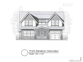 Photo 1: B Oakland Ave in VICTORIA: Vi Oaklands Land for sale (Victoria)  : MLS®# 736129