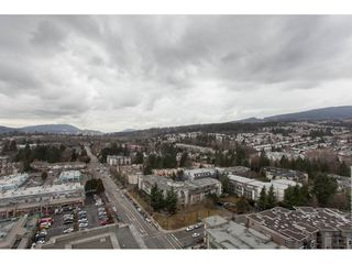 "Photo 1: 2202 2968 GLEN Drive in Coquitlam: North Coquitlam Condo for sale in ""Grand Central 2"" : MLS®# R2142180"
