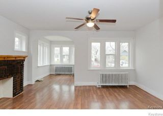Photo 4: 419 College Avenue in Winnipeg: North End Residential for sale (4A)  : MLS®# 1706149