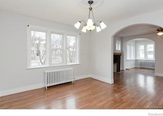 Photo 5: 419 College Avenue in Winnipeg: North End Residential for sale (4A)  : MLS®# 1706149