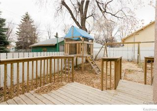 Photo 12: 419 College Avenue in Winnipeg: North End Residential for sale (4A)  : MLS®# 1706149