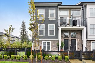 "Photo 2: 75 7686 209 Street in Langley: Willoughby Heights Townhouse for sale in ""KEATON"" : MLS®# R2161905"