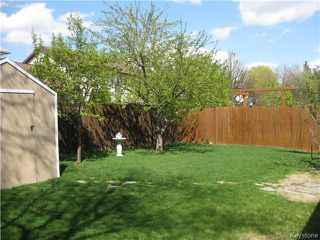 Photo 6: 20 Hookway Crescent in Winnipeg: Residential for sale (1G)  : MLS®# 1711917