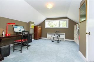 Photo 14: 1244 Wolseley Avenue in Winnipeg: Wolseley Residential for sale (5B)  : MLS®# 1713499